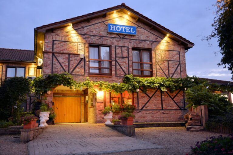 Charmant Hotel met 11 kamers